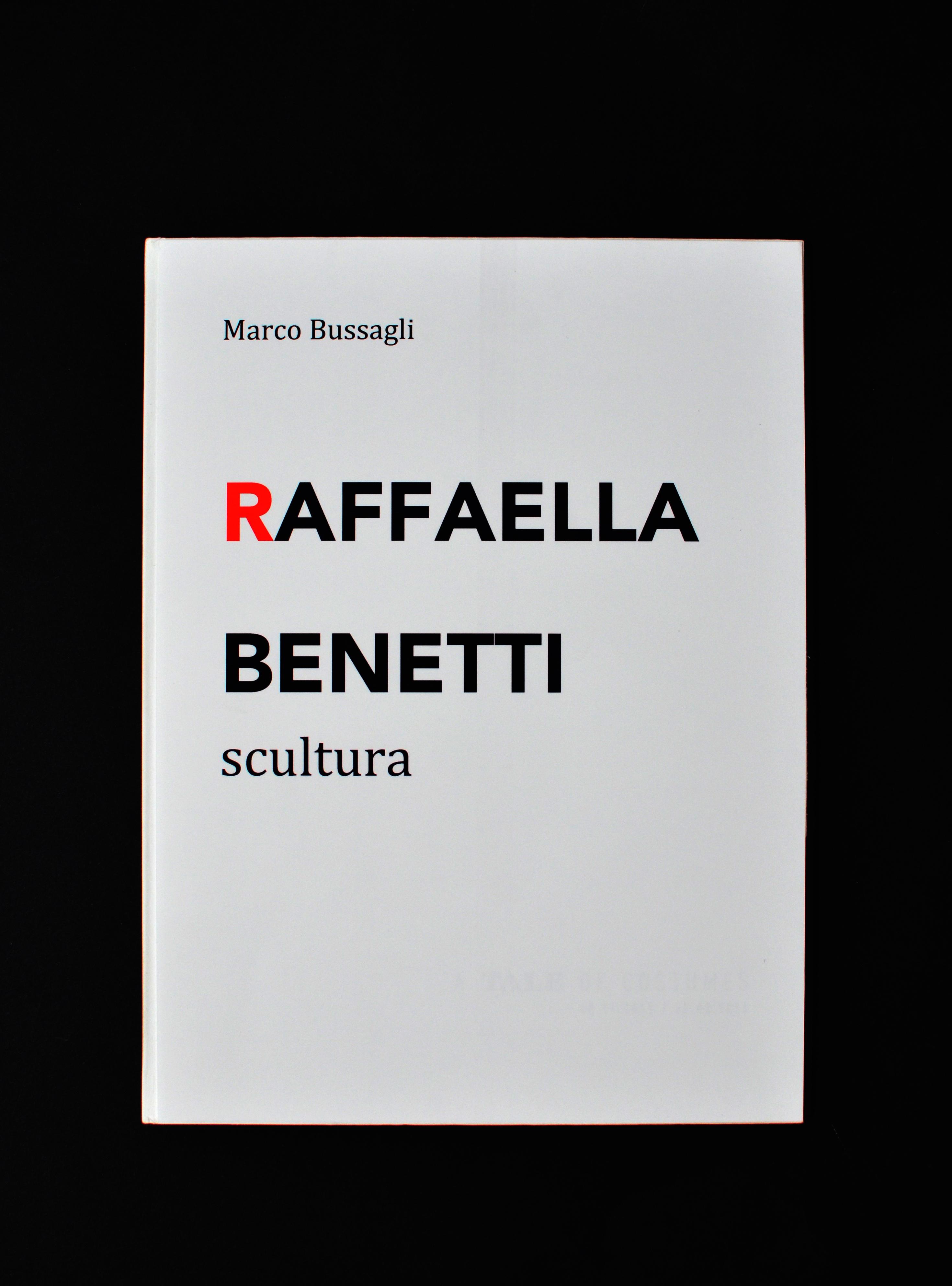 Raffaella Benetti scultura